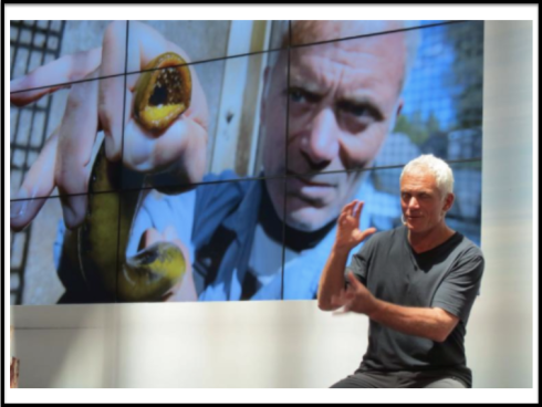 Yes, it's a fish. Watch River Monsters to find out more!