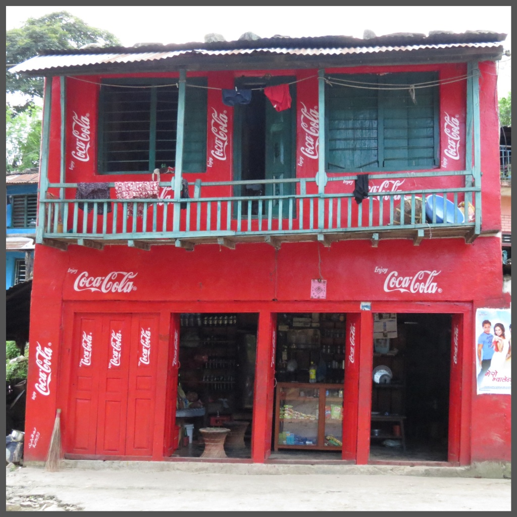 Coca Cola home anyone?