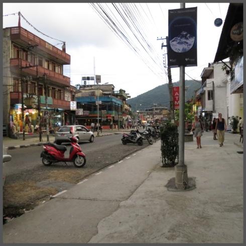 Streets of Pokhara