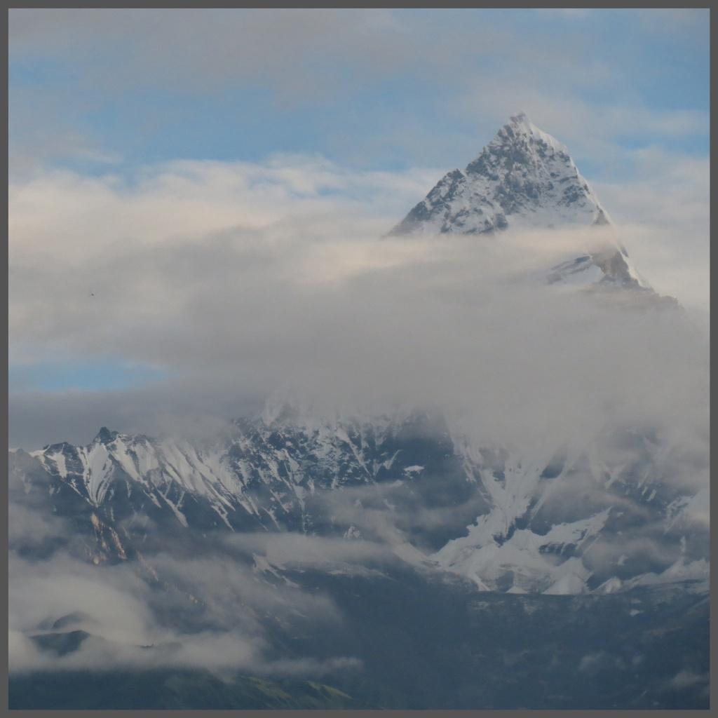 The Fishtail Mountain