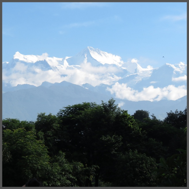 The Annapurna Massif
