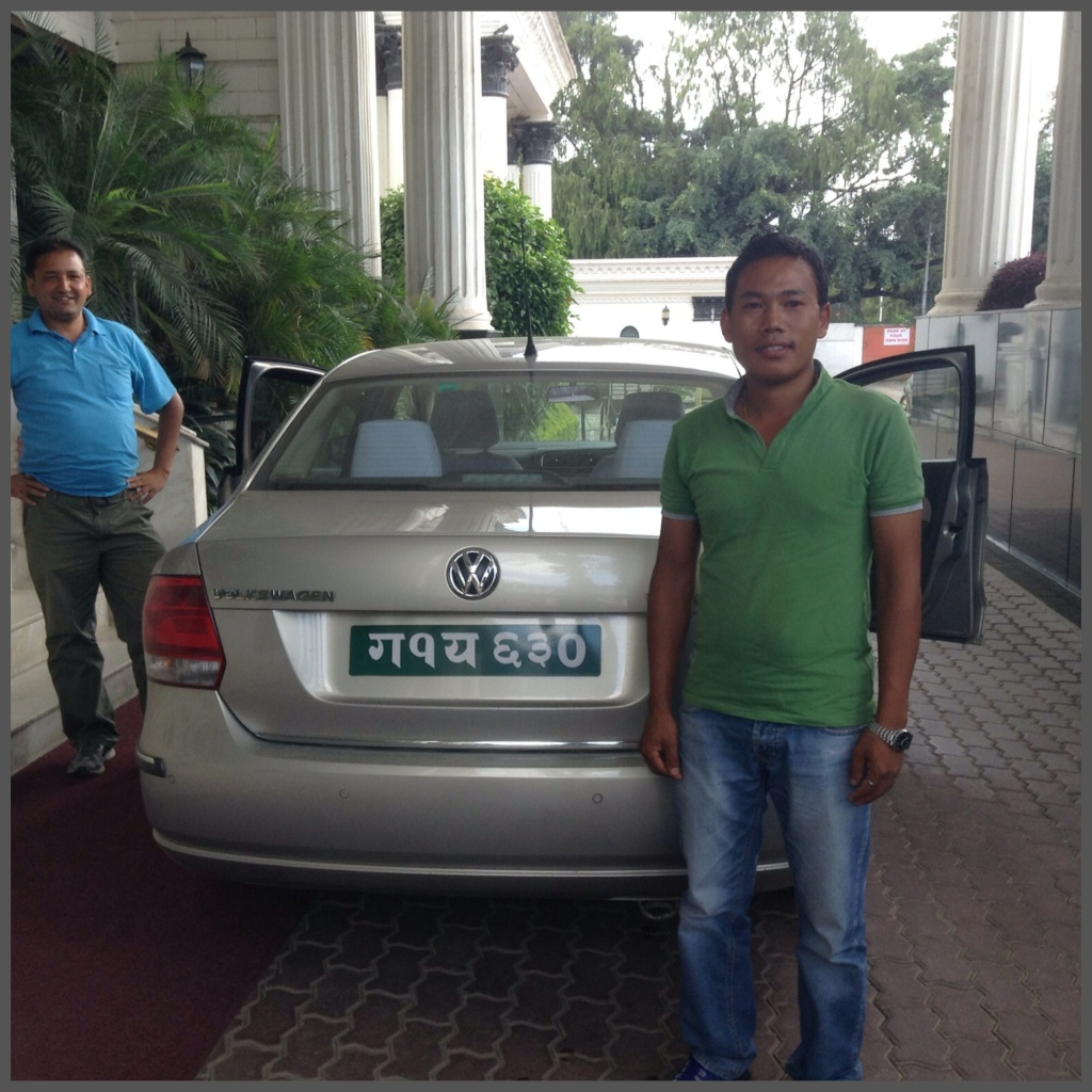 Arriving Hotel Shankar, we bid adieu to Mohan, our quiet, safe and experienced driver for the trip.