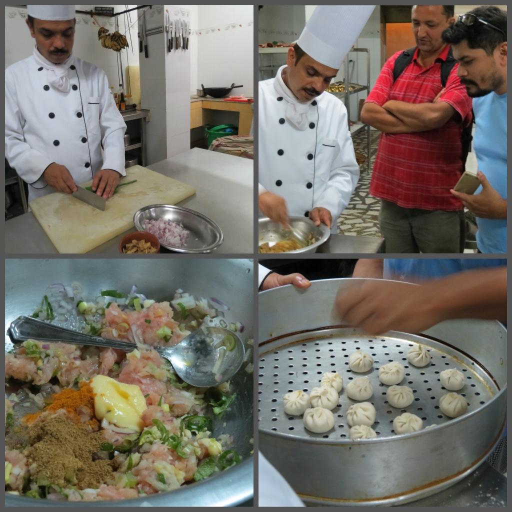 Crash course on Momo with Chef Krishna