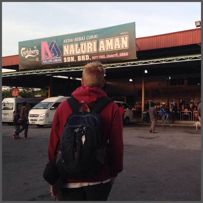 The Naluri Aman pit-stop