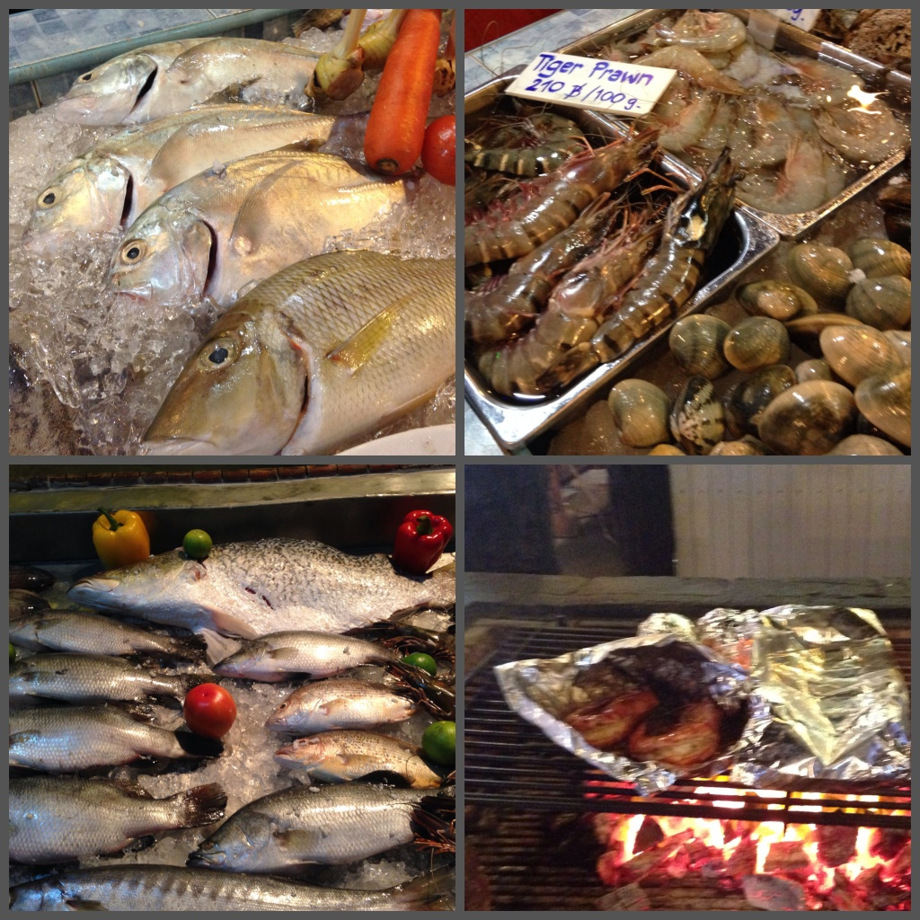 Fresh from the Andaman sea