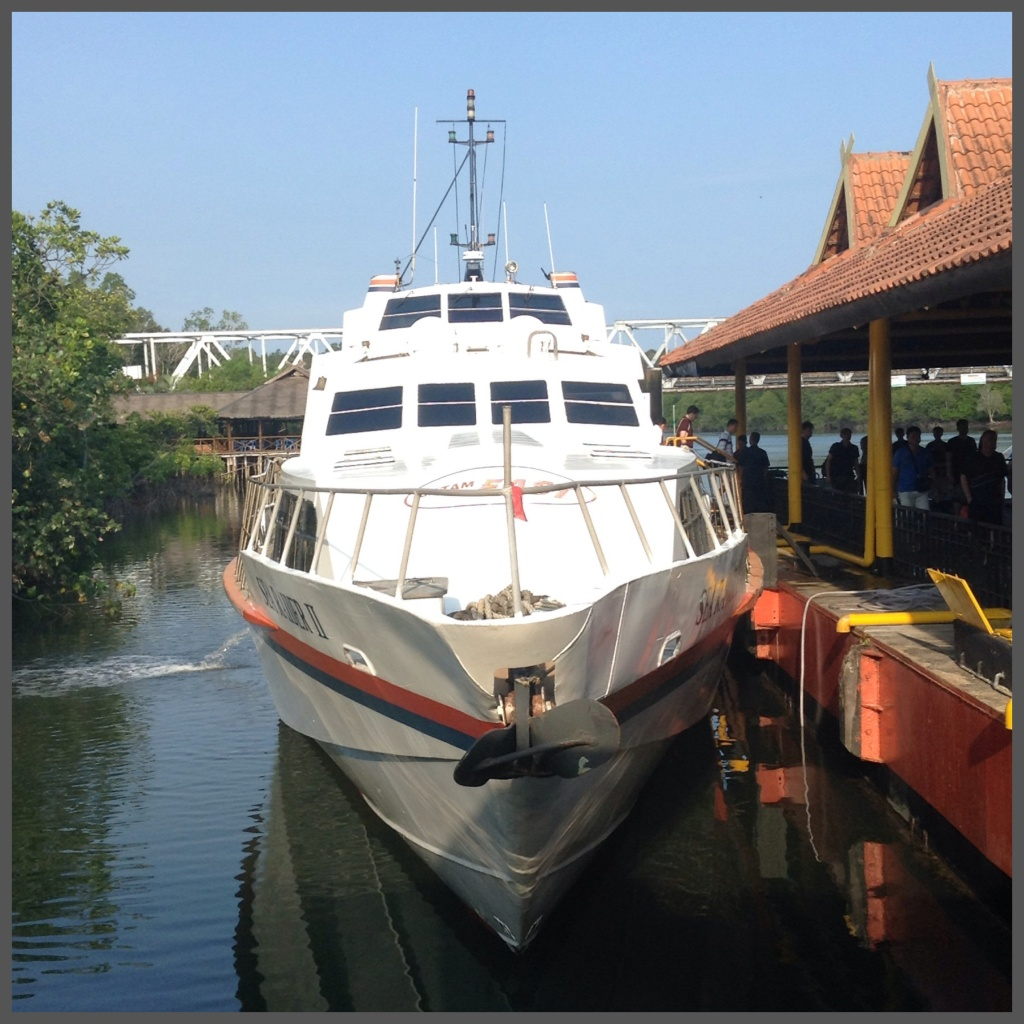 Our Ferry, the Batam Fast Sea Raider II
