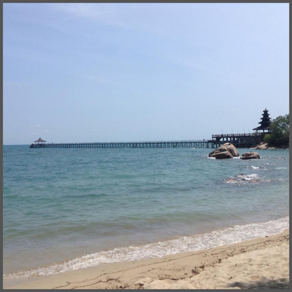 The Jetty of Turi Resort