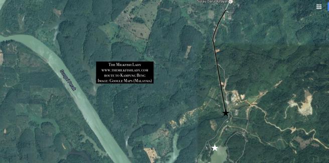 Kg. Beng Map 2