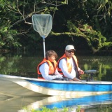 Boating and Casting in Semenyih