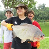 The Milkfish Lady Youth Fishing Programme