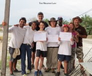 The Milkfish Lady Youth Fishing Programme (Intermediate)