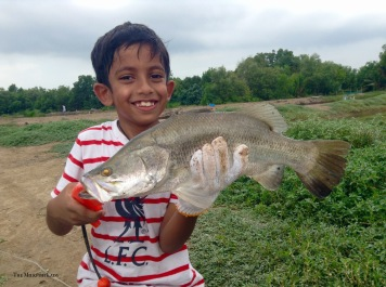 TML Youth Fishing